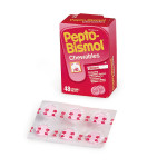 Pepto Bismol - M4043 - 48 1-Packs - 48 Tablets Per Dispenser Box