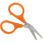 "Kit scissors, 4"", angled blades, 1 ea."