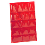Pocket Liner for 4 Shelf Industrial First Aid Cabinet