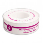 "1/2""x5 yd. Waterproof tape, plastic spool, 1 ea."
