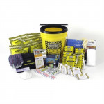 5 Person Deluxe Office Emergency (Port-A-Potty) Kit