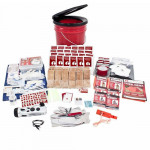 Four Person Guardian Bucket Survival Kit