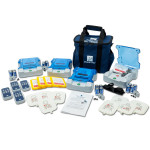 Prestan Professional AED Trainer Kit, 4 Pack