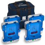 Prestan Professional AED Trainer, 4 Pack