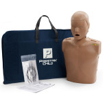 Prestan Child CPR-AED Training Manikin with Monitor - Dark Skin