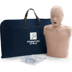 Prestan Child CPR-AED Training Manikin with Monitor - Medium Skin