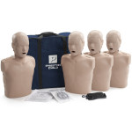 Prestan Child CPR Manikin w/o Monitor - 4 Pack - Medium Skin
