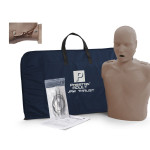 Prestan Adult Jaw Thrust CPR Manikin w/o Monitor - Dark Skin
