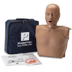 PRESTAN Ultralite Manikin with CPR Feedback, Dark Skin