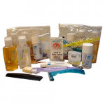 The Clear Solution (11 Piece) Personal Hygiene Kit