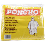 Adult Emergency Poncho - Heavy Duty