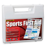 71 Piece Large Personal Sports First Aid Kit - Our Most Popular and Best Selling Sports First Aid Kit of All Time