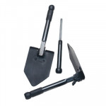 Folding Survival Shovel with Saw
