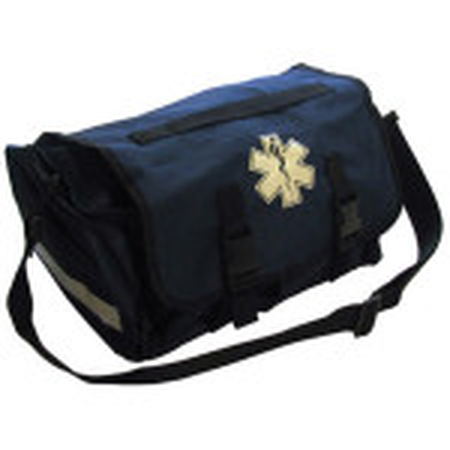 Empty First Responder Bag (On Call Bag) - Blue