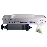Siphon Pump for 55 Gallon & 30 Gallon Water Barrels