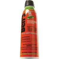 Ben's® 30 Tick and Insect Repellent 6oz Eco-Spray features a fine mist spray application without harmful and hazardous aerosol