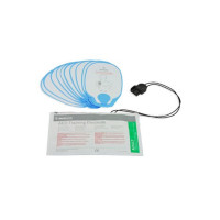 LIFEPAK 500 AED Training Electrode Set, 5 pair