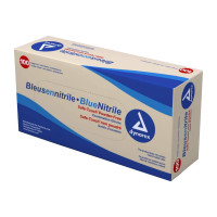 Nitrile Gloves - Large - 100 Per Box