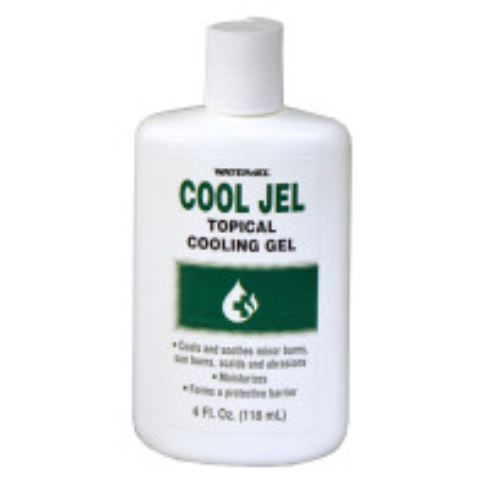 Water Jel Brand Cool Jel Burn Relief, 4 oz.