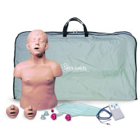 Brad Jr. CPR Training Manikin with Electronics and Bag