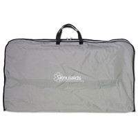 Simulaids Soft Carry Bag with Kneeling Pads