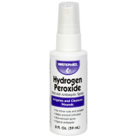 Hydrogen Peroxide Spray, bottle, 2oz.