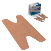 Fabric Knuckle Bandage, 100 Per Box