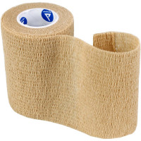"Sensi Wrap, Self-Adherent - Latex Free, 3"" x 5 yds, Tan, 1 each"