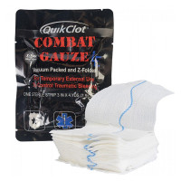 QuikClot Combat Gauze, Z-Fold, Law Enforcement