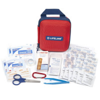 LifeLine First Aid MEDIUM FIRST AID KIT for Basic First Aid