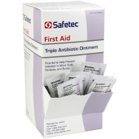 Triple Antibiotic .9gm. Pouch, 144 per box