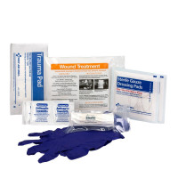 First Aid Triage Pack - Minor Wound Treatment