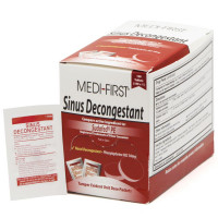 Sinus Decongestant, 100/box