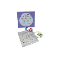 Pedi•padz II Pediatric Multi-Function Electrodes, 1 pr