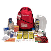 1 Person Emergency Preparedness Hurricane Backpack