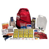 2 Person Emergency Preparedness Hurricane Backpack