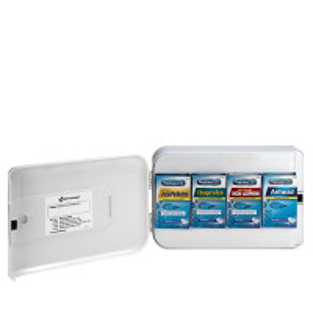 Smart Compliance Complete Medication Station, Plastic