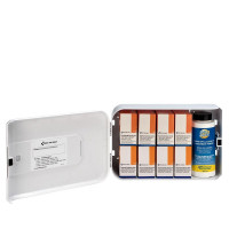 Smart Compliance Complete Cabinet BBP, Plastic