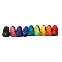 9 Pack Assorted Colors: CPR Beltloop Keychain Backpack with Faceshield, Gloves, and Cleansing Wipes