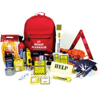 Mountain Road Warrior Emergency Kit, 20 Piece