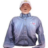American CPR Men's Instructor Shirt, Double Extra Large