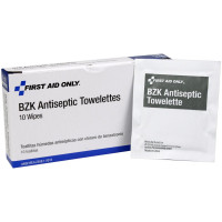 Antiseptic Cleansing Wipe, Sting Free - 10 per box