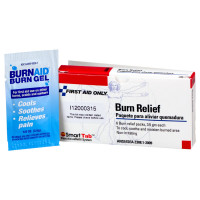 Burn Relief, 3.5 gm. - 6 per box