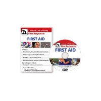 AEHS First Response: The First Aid Video, English (DVD)