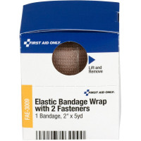 "2"" x 5 yard Elastic Bandage, Latex-free, 1 each"