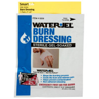 "2"" x 6"" Water-Jel Burn Dressing, 1 each"