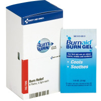 3.5g Burnaid Burn Gel Packets, 6 each