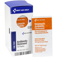 Neomycin Antibiotic Ointment Packets, 10 each