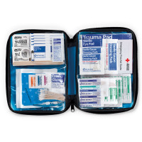 131 Piece All Purpose Kit, Medium Softsided Case, 1 ea.