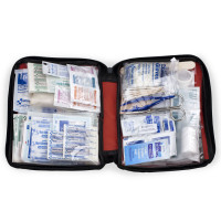 All Purpose First Aid Kit, Softsided, 187 pc - Large